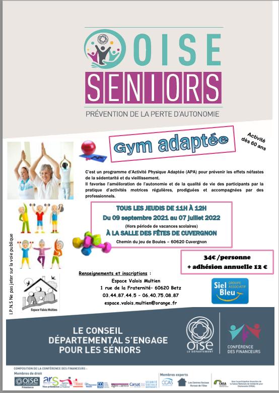Gym seniors